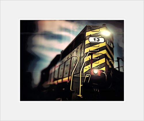 Unlucky Train