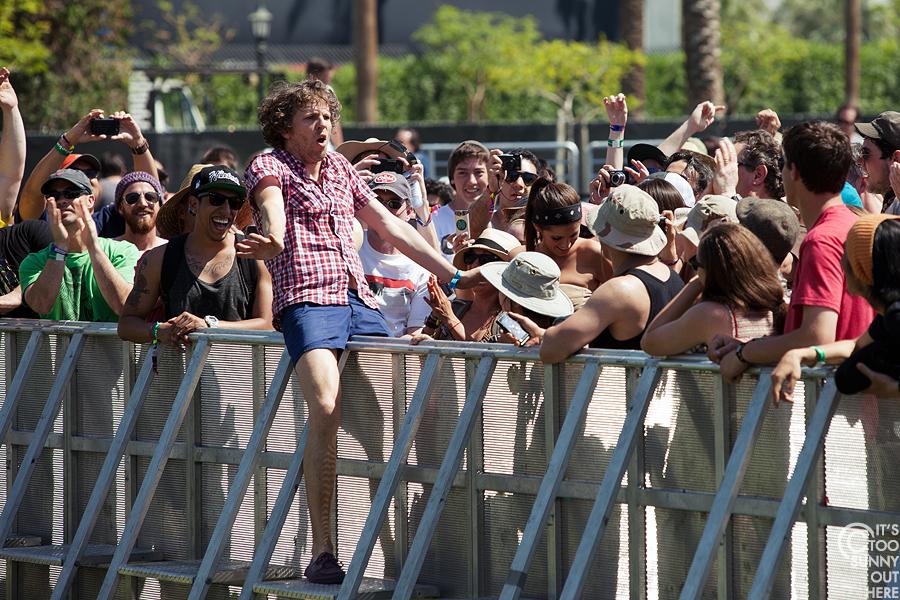 !!! @ Coachella, 04/15/2011