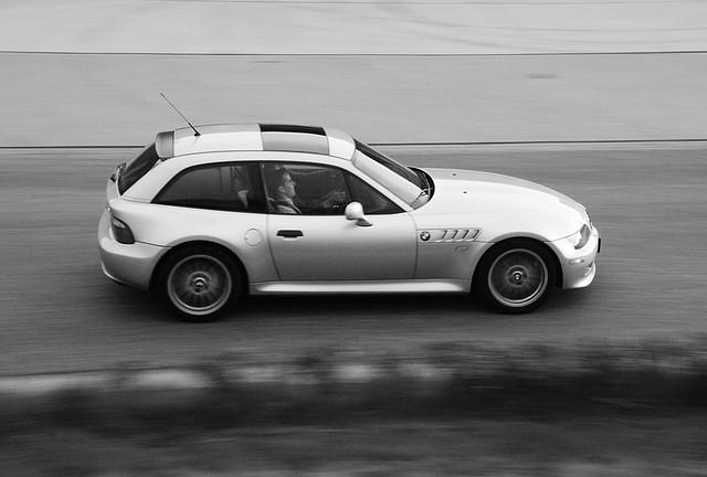 M54B30 Z3 Coupe | Titanium Silver