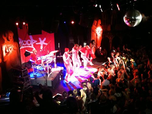 Looptroop live in Helsinki