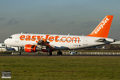 G-EZDL - 3569 - Easyjet - Airbus A319-111 - Luton - 101116 - Steven Gray - IMG_4586
