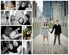 Michael & Kat (johnxlewis) Tags: love collage square engagement couple shoot picasa melbourne 7d fed