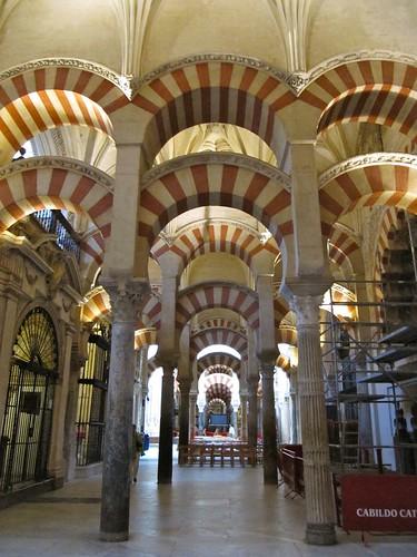 Mezquita - Interior