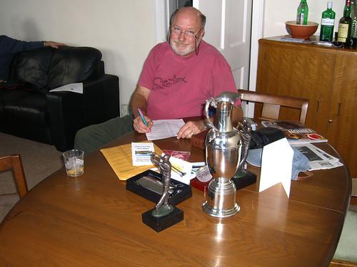 Jeff Calculating