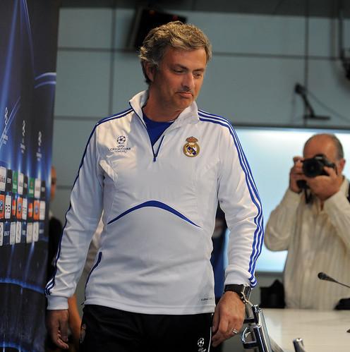 marcha mourinho madrid
