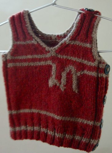 Make a Knit Vest: 5 Free Knitted Vest.