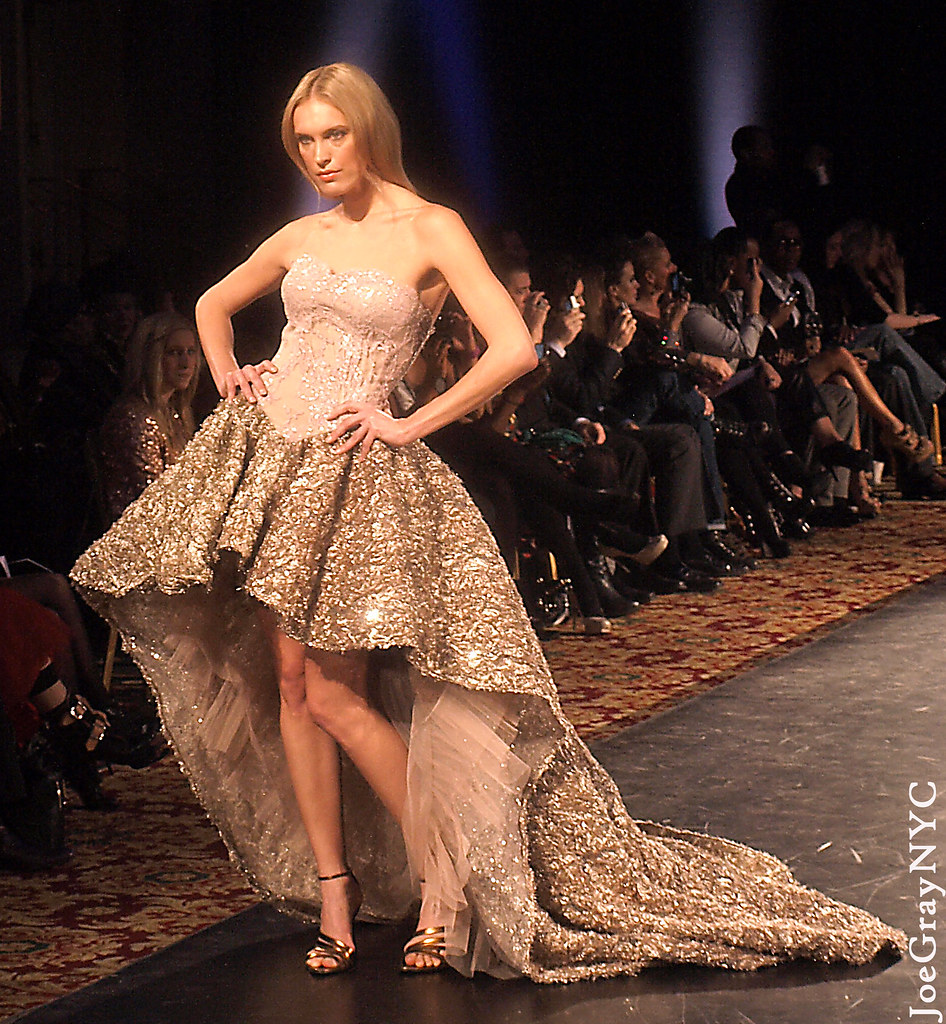 Couture Fashion Week - Edward Arsouni Collection - Spring 2011