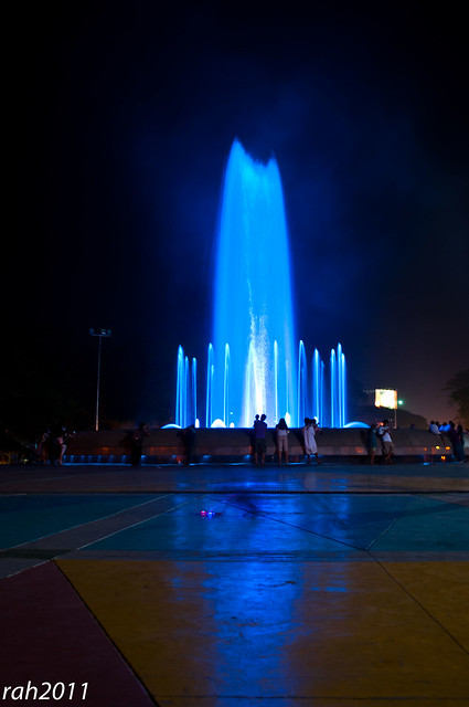 quezon shrine 6 fountain