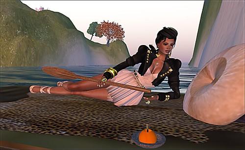 Thassa - Cleopatra? LOL!