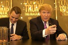 Donald Trump_0079 (Joeff) Tags: chicago il donaldtrump trump marshallfields yourefired theapprentice billrancic dontrump donaldtrumpscologne donaldtrumplookingstupid