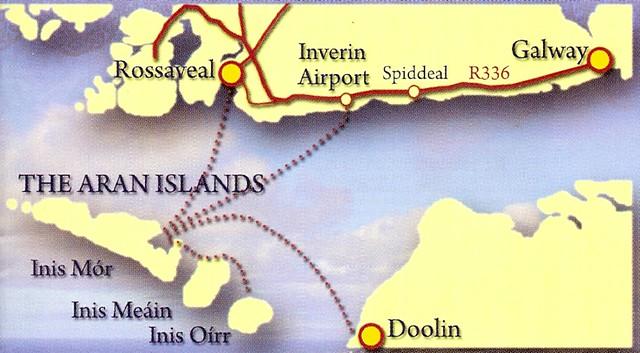Ilhas Aran - Irlanda