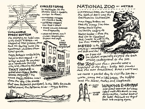 Washington DC Sketchnotes 03-04