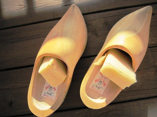 Wooden Shoes