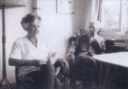 1992 Simone Boué y Cioran baja