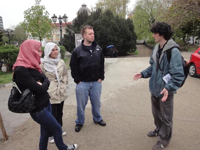 Passear em Sofia a pé com Guia Grátis - Free Sofia Tour