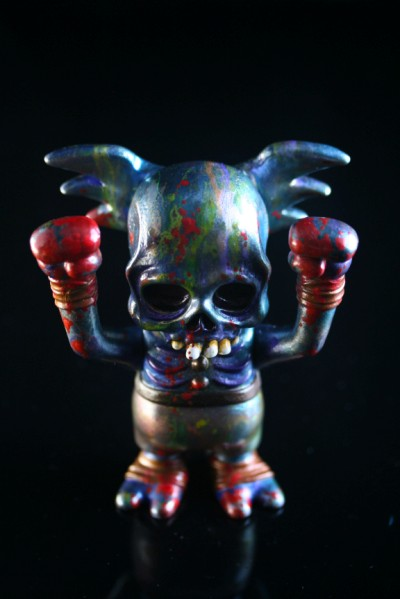 HP Astro Zombies x Secret Base x Pushead Skullwing