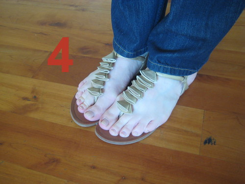 5687053543 eaec18bc7e Fabulously Frocked Feet, Part II