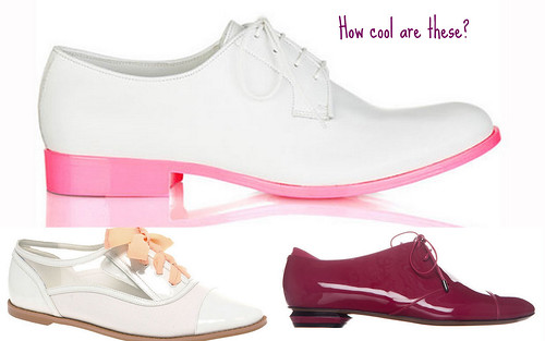 Fashion Trend: Summer 2011 Derbies
