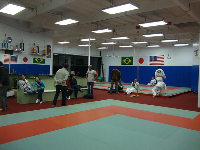 Academy Review: University of Jiu Jitsu