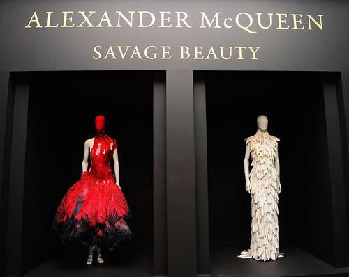 Alexander+McQueen+Savage+Beauty+Costume+Institute