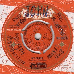 My Bonnie (nicdafis) Tags: beatles tonysheridan thesaints polydor mybonnie