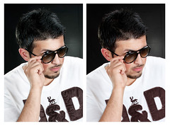 M O H M M E D (Spicy Studio) Tags: lighting camera portrait people fashion digital studio lens photography model nikon gear mohammed kuwait kuwaiti kw q8  q80 cs5 d700 alfarsi kuwaitphotography photo photoshop