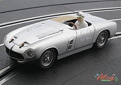 Pegaso Z102 Spyder Montjuich - TOP7010 (ALOYSHOP) Tags: scale car model racing spyder coche competicion slot miniatura montjuich scalextric pegaso escala aloy z102 aloyshop
