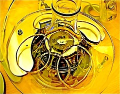 EXPLORED !! Scientific- look at this amazing creation! Macro Monday theme: scientific. (ArtsySF  ~ Marjie) Tags: macro apple set canon computer store mac angle display guess science explore cables wires speaker theme motor underneath monday sr insides macstore harman kardon variable soundsticks scientific correction explore19 macromonday notapowermacg5innards