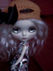 Jasmine's bow hat