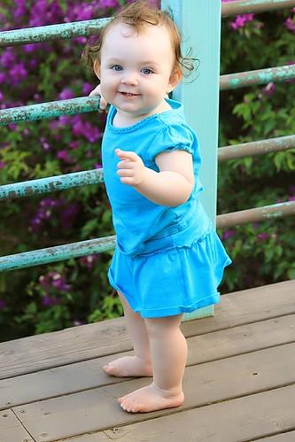 Sadie 10 months