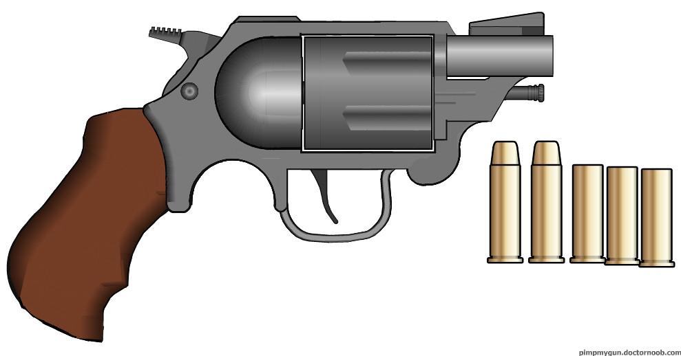 .375 Revolver, D class