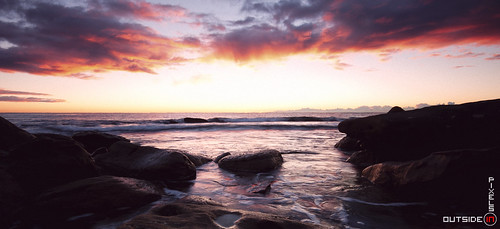 South Maroubra Sunrise Outside in Pixels Photography by Jack Chauvel Seascape Landscape OIP