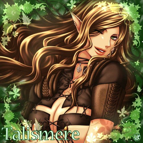 TalismereRoecastleさんn(´・ω・`)n