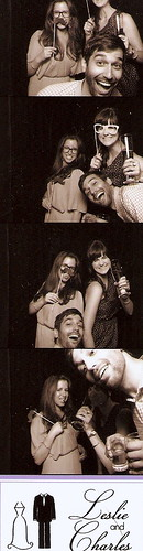 Photobooth at Leslie's Wedding
