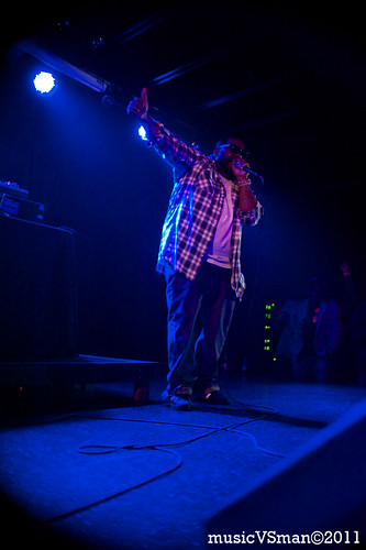 Raekwon @ The Firebird - 05.16.11