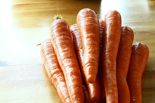 Ginger Carrots and Garlic 3