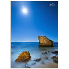 2+1  (110 sec) (alonsodr) Tags: longexposure nightphotography seascape night marina noche andaluca nocturnal sony nocturna alpha cdiz alonso bolonia tarifa carlzeiss largaexposicin a900 alonsodr fotografanocturna alonsodaz alpha900 cz1635mm mygearandme