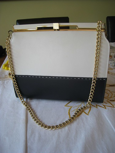 Vintage Mad Men Style Handbag