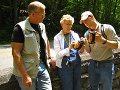 """Tom and Gay learning the intricacies of trail mapping. • <a style=""""font-size:0.8em;"""" href=""""http://www.flickr.com/photos/61177391@N02/5836246672/"""" target=""""_blank"""">View on Flickr</a>"""