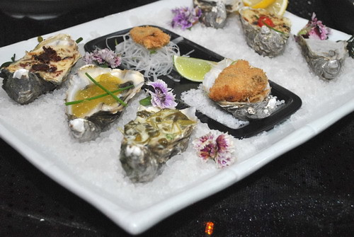 Oyster Galore @ 7atenine