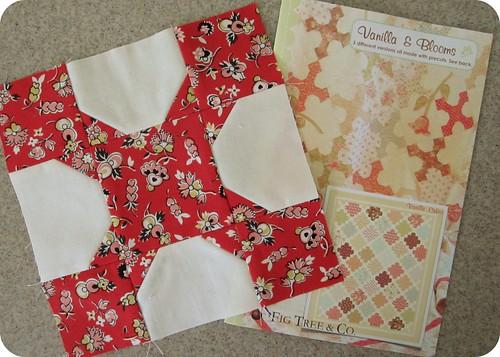 Vanilla & Blooms - pattern