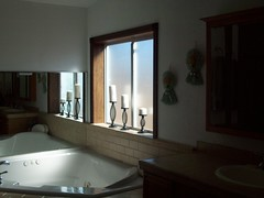 Masterbath 2 (SunshineRanchRentals) Tags: show vacation arizona white mountains low rental az