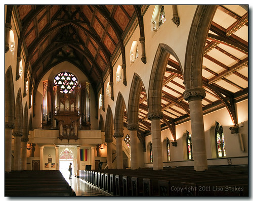 Christchurch Interior
