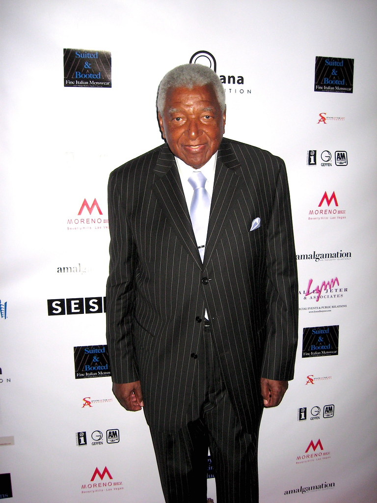Bobby Martin Steps Onto The Red Carpet At The 4th Annual Pre-BET Toast To Urban Music Executives