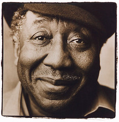 Muddy Waters (1913-1983) by Photographer Unknown to Me (RasMarley) Tags: musician blues muddywaters