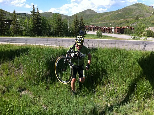 Deer Valley Resort Ditch Run with Parlee CX