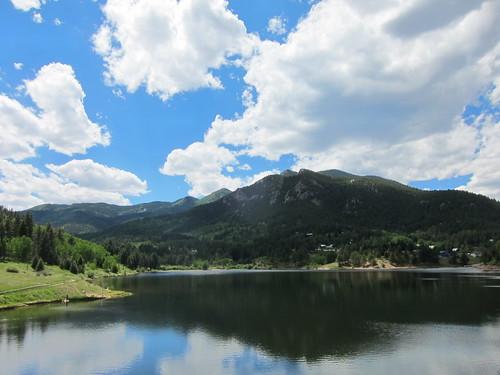 Isabella's lake