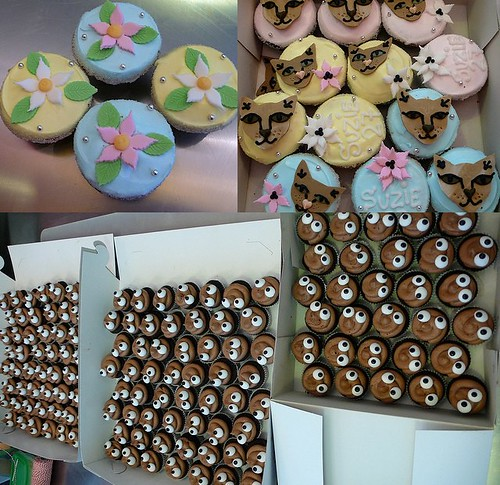 cupcakes week by CAKE Amsterdam - Cakes by ZOBOT