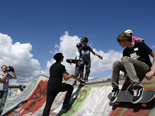 Skateboardcamps