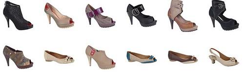 calçados bebecê 2011